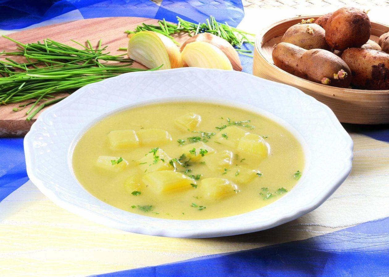 Buttermilchsuppe - BCM Diät Rezepte.ch