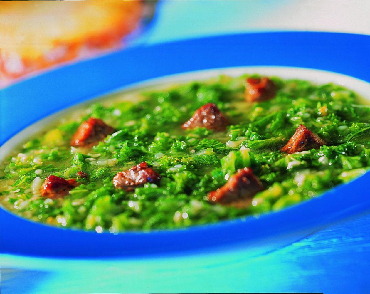 Grünkohlsuppe - BCM Diät Rezepte.ch